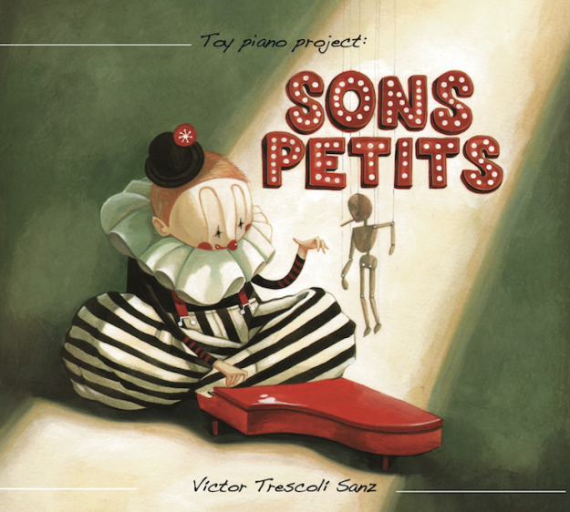 Toy piano project: Sons Petits
