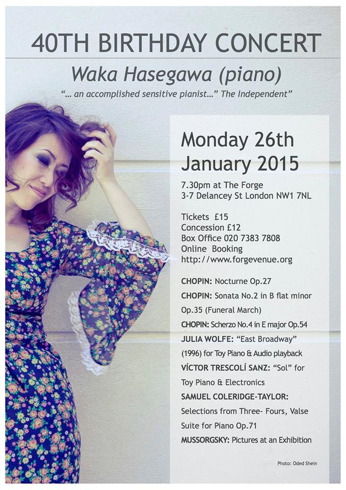 Concert Waka London