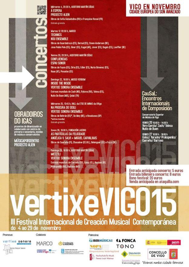 Espai Sonor Vigo 2015